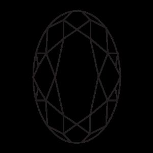 SAPPHIRE - Oval